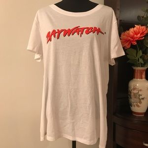 Other - NWT BAYWATCH GRAPHIC SHORT SLEEVE TEE